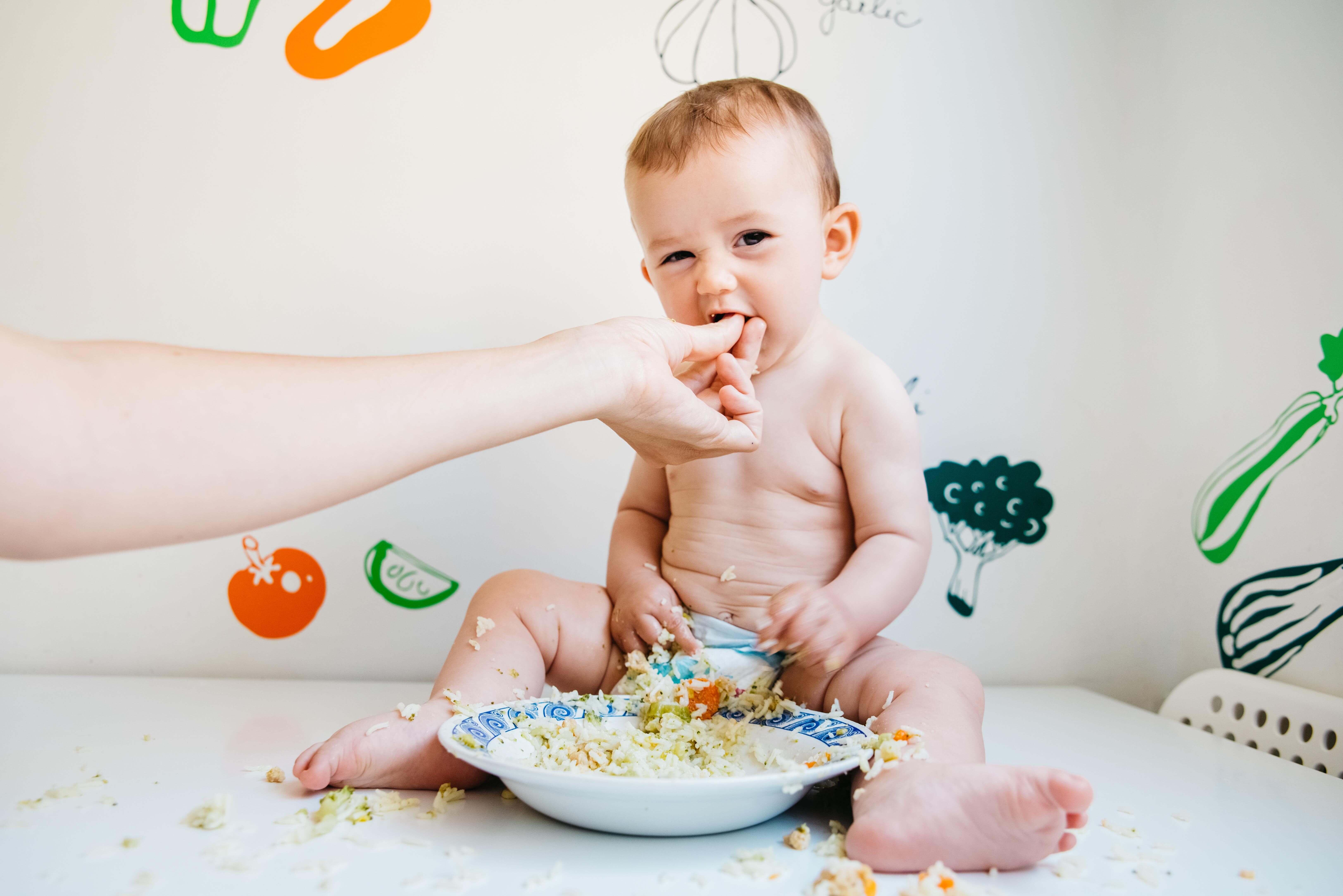 WEBINAR Jak rozszerzać dietę i nie zwariować?