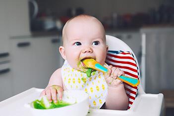 WEBINAR Kiedy rozszerzać dietę? Po 4 czy po 6 miesiącu życia?